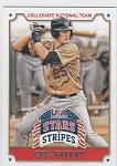 2015 Stars and Stripes Kris Bryant prospect USA rc