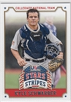 2015 Stars and Stripes Kyle Schwarber prospect USA rc