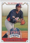 2015 Stars and Stripes Addison Russell prospect USA rc