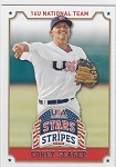2015 Stars and Stripes Corey Seager prospect USA rc
