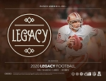 2020 Panini Legacy Football Hobby Box  Cracked live at PACKWARS.ORG