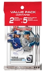 2020 Bowman Baseball Value Pack with Bonus Camo Pack
