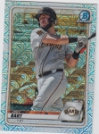 2020 Bowman Chrome Joey Bart mega box refractor prospect rc