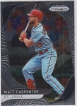 2020 Panini Prizm Matt Carpenter
