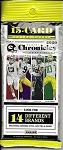 2020 Panini Chronicles Draft Picks Football Value Pack Ships sealed