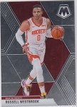 2019-20 Panini Mosaic Russell Westbrook