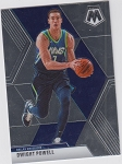 2019-20 Panini Mosaic Dwight Powell