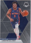 2019-20 Panini Mosaic Langston Galloway
