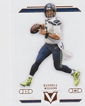 2019 Panini Chronicles Vertex Russell Wilson