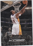 2012 Panini Kobe Anthology #137