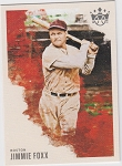 2020 Panini Diamond Kings Jimmie Foxx
