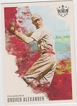 2020 Panini Diamond Kings Grover Alexander