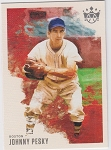 2020 Panini Diamond Kings Johnny Pesky