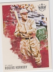 2020 Panini Diamond Kings Rogers Hornsby