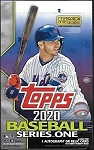 2020 Topps Baseball Series One Factory Sealed Hobby Box