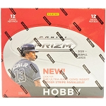 2020 Panini Prizm Baseball Factory Sealed Hobby Box
