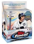 2020 Topps Finest Baseball Factory Sealed Master Box