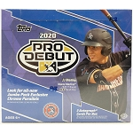 2020 Topps Pro Debut Baseball Factory Sealed Jumbo Box