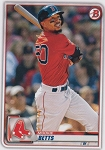 2020 Bowman Baseball Mookie Betts