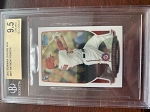 2013 Bowman Chrome Mini Anthony Rendon BGS 9.5 Gem Mint