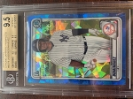 2020 Bowman Chrome Sapphire Prospects Jasson Dominguez BGS 9.5 Gem Mint