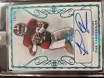 2020 Leaf Trinity Multi Sport Tua Tagovailoa Authentic Signature /75