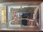 2019-20 Panini Prizm Zion Williamson BGS 9.5 Gem Mint rookie rc
