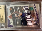 2019-20 Panini Mosaic Got Game? Lebron James BGS 9.5 Gem Mint
