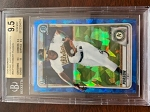 2020 Bowman Chrome Sapphire Prospects Robert Puason BGS 9.5 Gem Mint