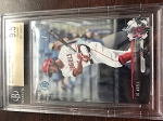 2017 Bowman Chrome Draft Jo Adell 1st Bowman BGS 9.5