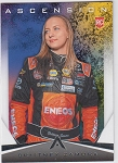 2020 Panini Chronicles Ascension Racing Brittney Zamora RC