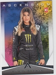 2020 Panini Chronicles Ascension Racing Hailie Deegan RC