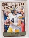 2020 Panini Legacy Football Rookie Nate Stanley RC