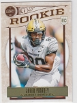2020 Panini Legacy Football Rookie Jared Pinkney RC