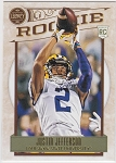 2020 Panini Legacy Football Rookie Justin Jefferson RC
