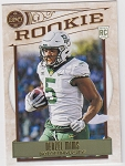 2020 Panini Legacy Football Rookie Denzel Mims