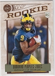 2020 Panini Legacy Football Rookie Donovan Peoples-Jones RC