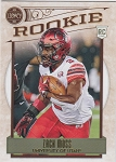 2020 Panini Legacy Football Rookie Zack Moss RC