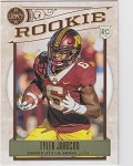 2020 Panini Legacy Football Rookie Tyler Johnson RC