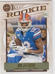 2020 Panini Legacy Football Rookie Van Jefferson RC