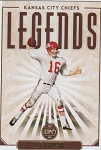 2020 Panini Legacy Football Legends Len Dawson