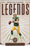 2020 Panini Legacy Football Legends Brett Favre