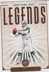 2020 Panini Legacy Football Legends Joe Namath