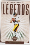 2020 Panini Legacy Football Legends Terry Bradshaw