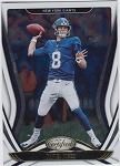 2020 Panini Certified Football Daniel Jones