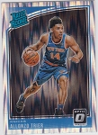 2018-19 Panini Donruss Optic Rated Rookie Shock Refractor Allonzo Trier