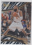 2017-18 Panini Select Basketball Tyson Chandler Courtside Zebra Refractor