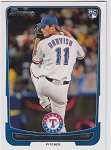 2012 Bowman Yu Darvish Rookie Card