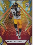 2020 Panini Phoenix fanatics exclusive Anthony McFarland Jr. rookie fire burst refractor rc