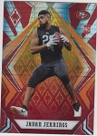 2020 Panini Phoenix fanatics exclusive Javan Jennings rookie fire burst refractor rc